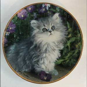 Franklin Mint Heirloom Collection Purrfection